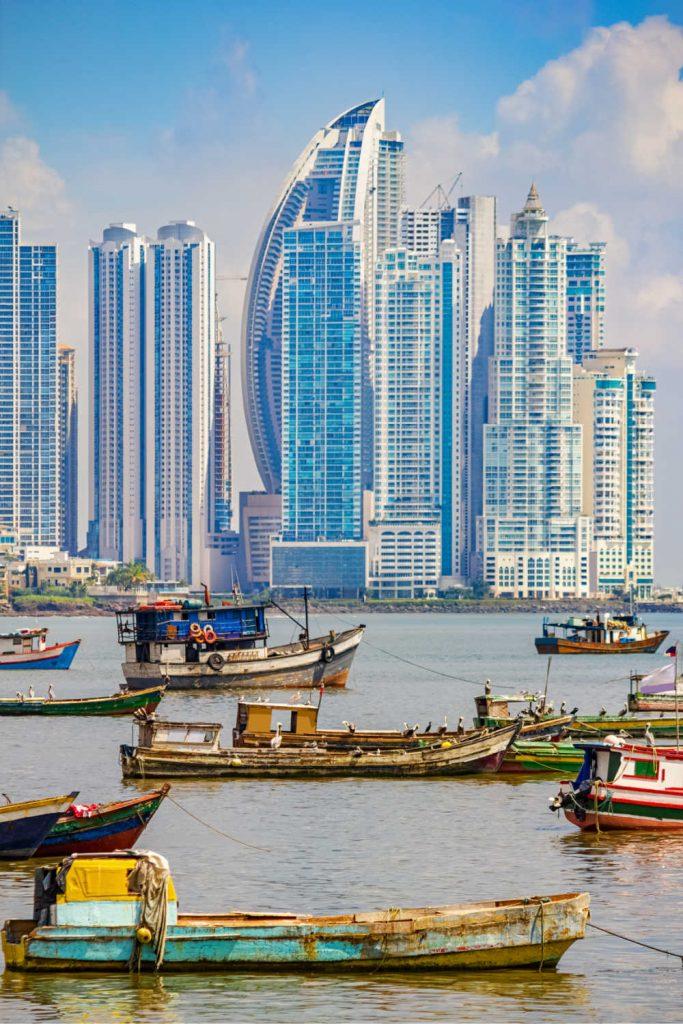 Panama City Harbour