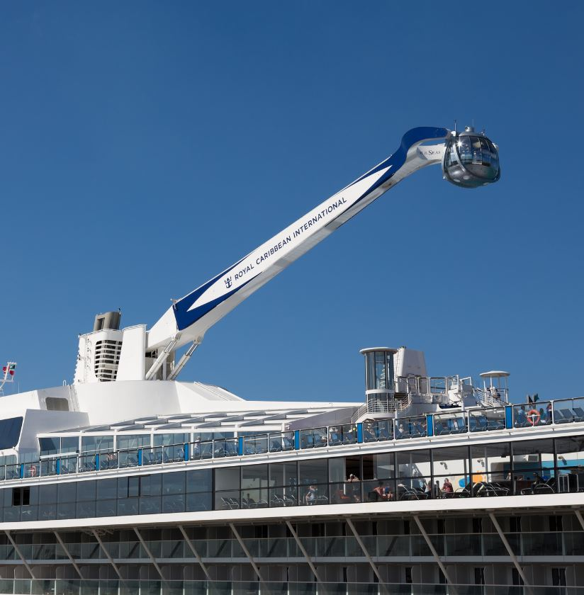 Quantum of the seas lookout