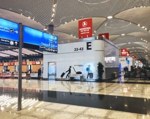 How to get a PCr test at Istanbul Airport