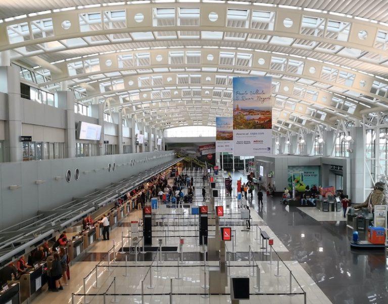 airport in costa rica no pcr test