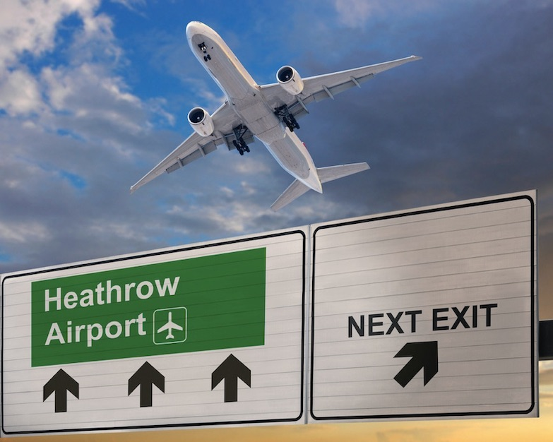 new pre flight testing at heathrow