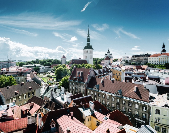 Estonia's digital nomad visa