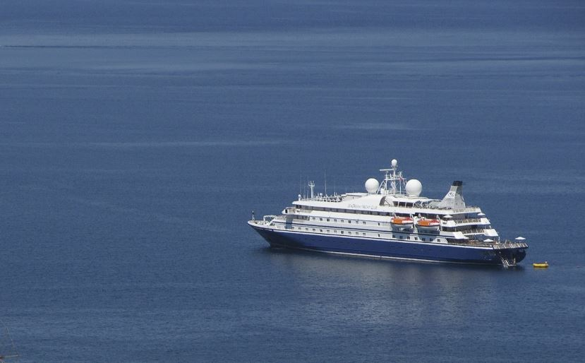 7 Passengers Have COVID-19 On First Cruise Ship In The Caribbean