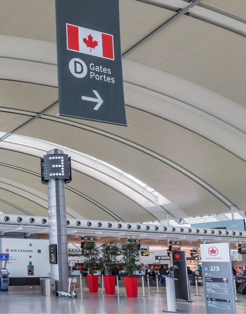 Canadian-Airport