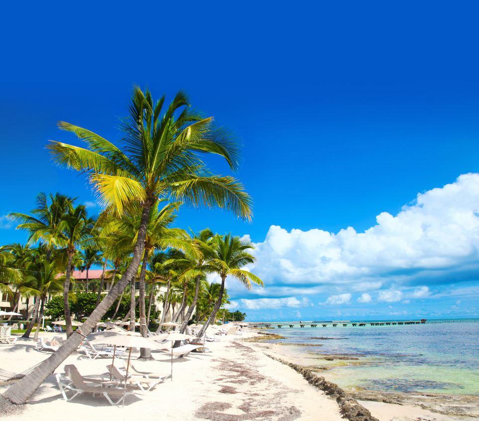 key west florida beach