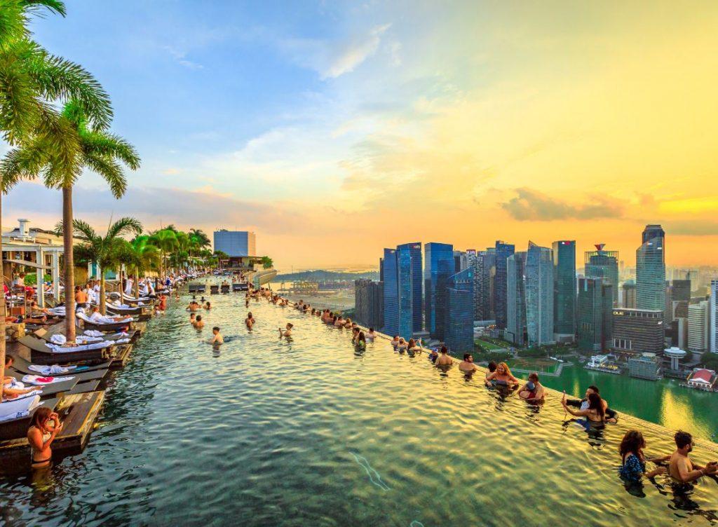 Marina Bay Sands Hotel and Casino singapore