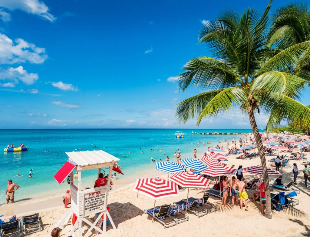 montego bay jamaica tourism during the pandemic