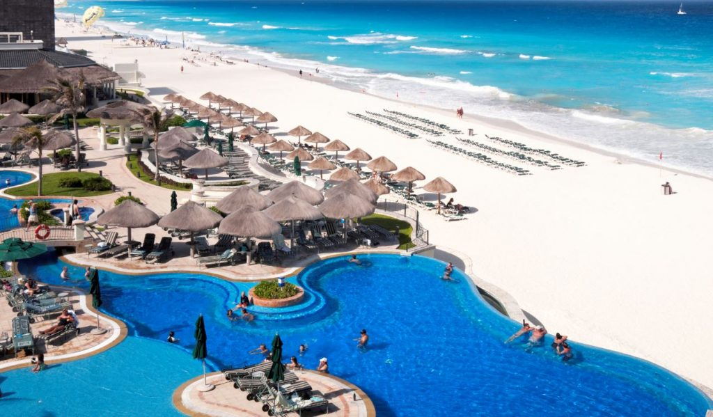 New Direct Flights To Cancun Announced From U.S. and Canada
