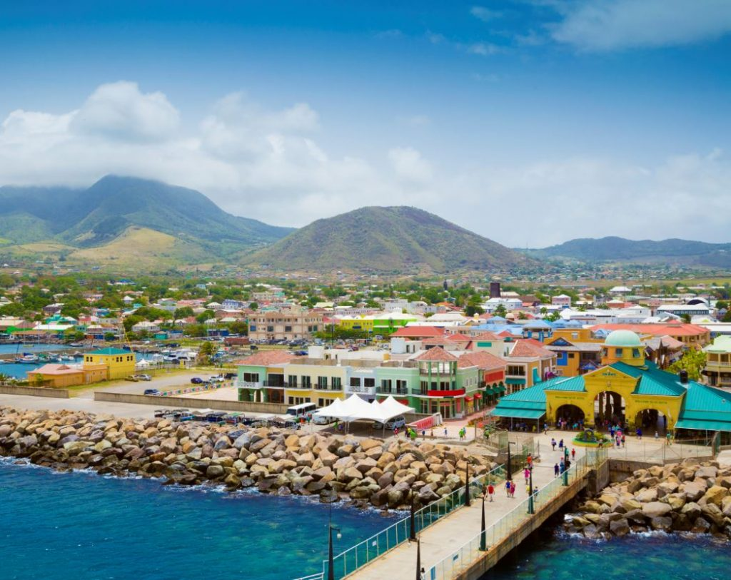 st. kitts and nevis cruise port