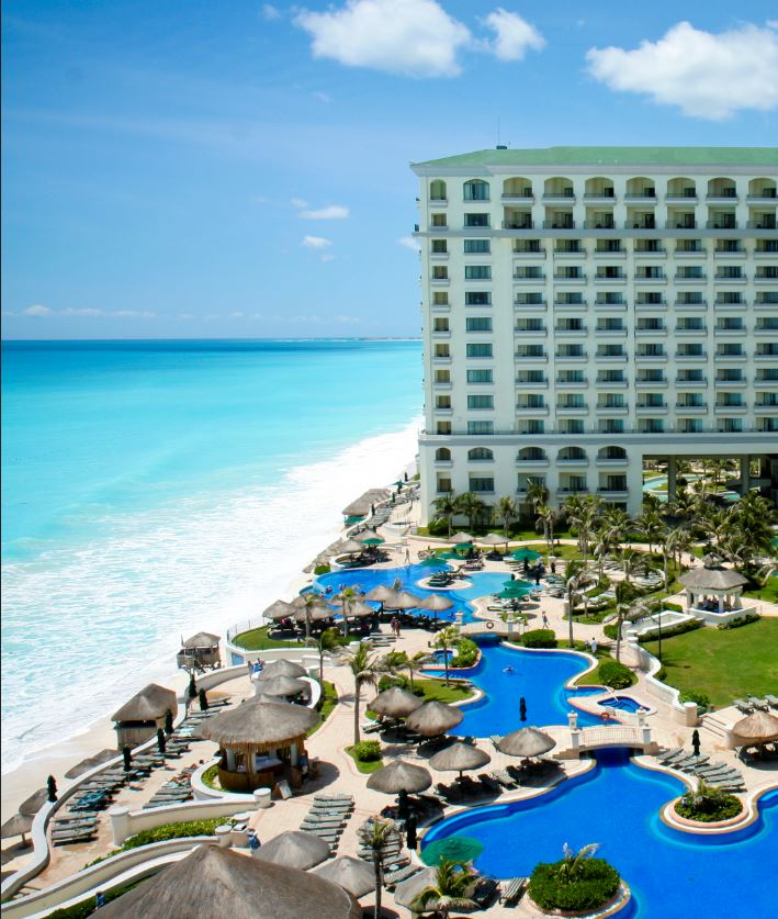 Resort in cancun