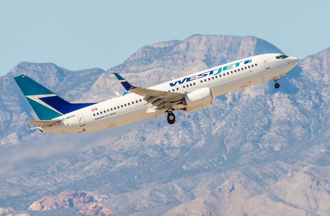 WestJet Trialling Covid-19 Tests At Vancouver Airport
