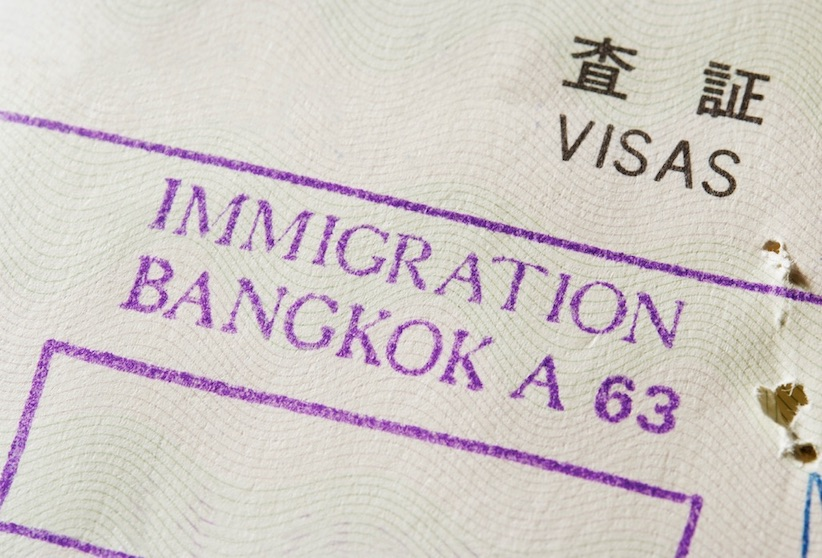 bangkok visa income requirements