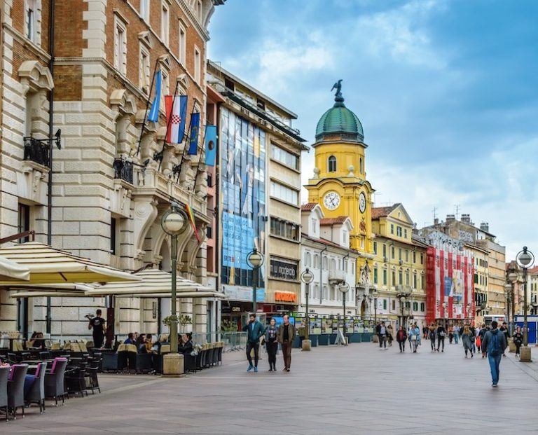 city in croatia