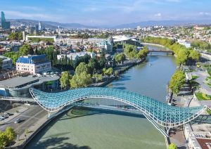 georgia tbilisi bridge entry rules