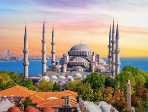 hagia sofia istanbul turkey