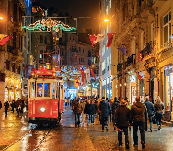 istanbul christmas