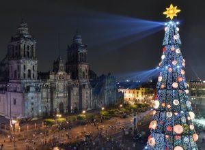 mexico city christmas