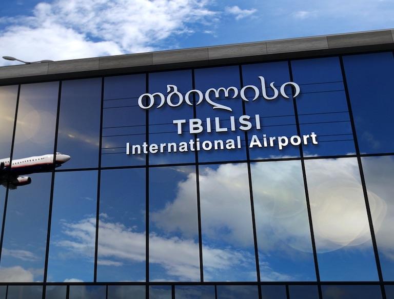 tbilisi airport georgia