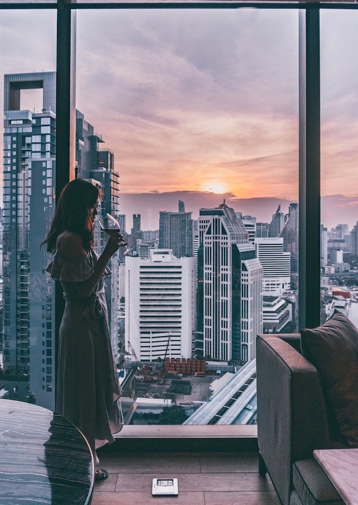 Live in this Bangkok hotel like a celebrity for cheap