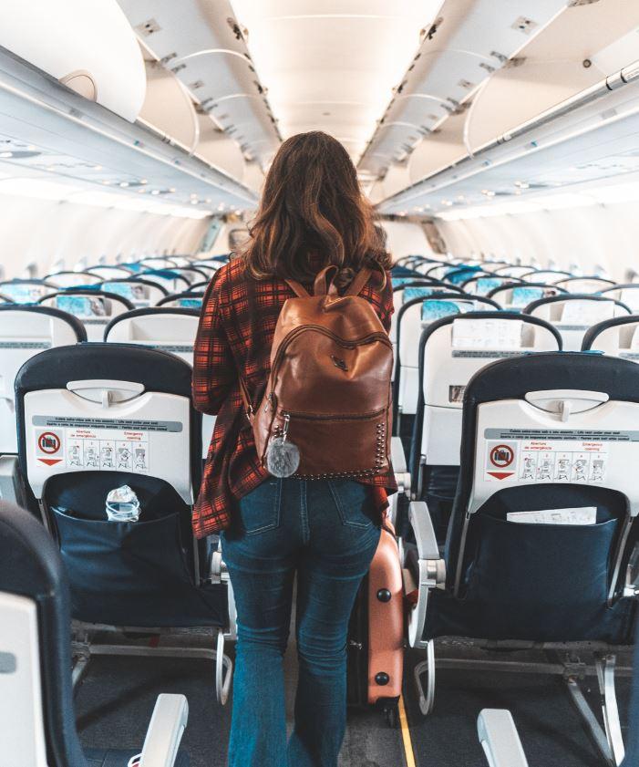 boarding plane covid