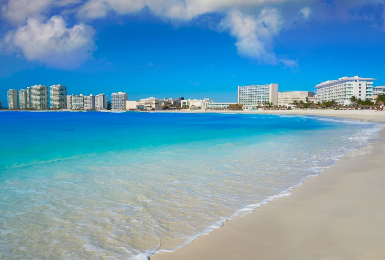 Cancun Registers 1.25 Million Travelers in November As Flights Increase