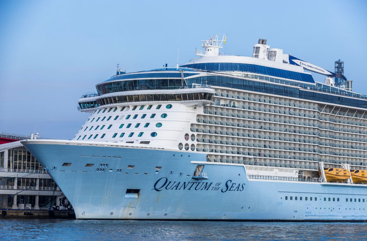 First Royal Caribbean Cruise Ship Sets Sail With New Protocols