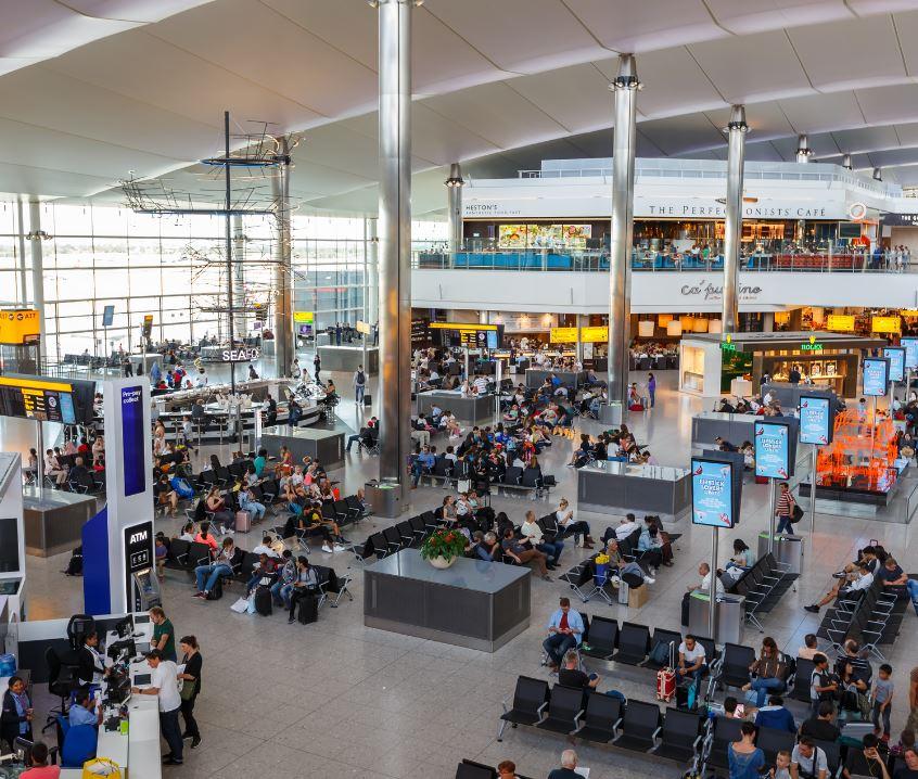London Heathrow Airport Terminal 2