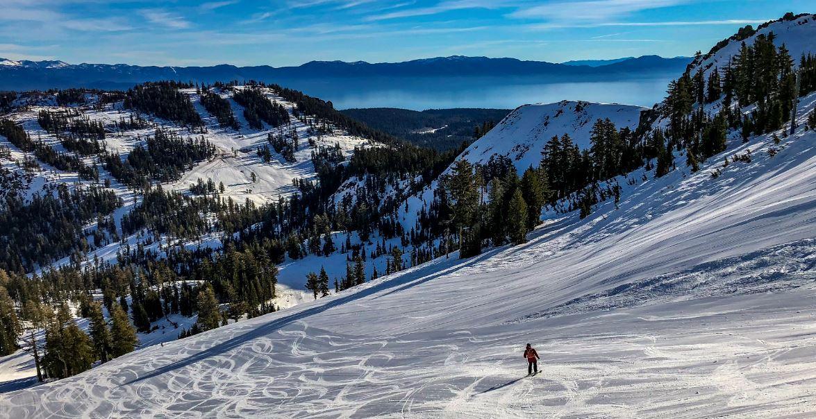 New California Lockdowns Dash Plans For Holiday Ski Trips