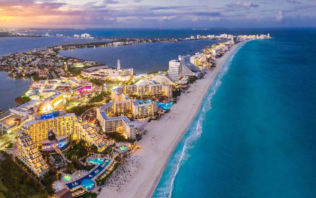 New Flights To Cancun From U.S. As City Hits 3 Million Tourists Since Reopening