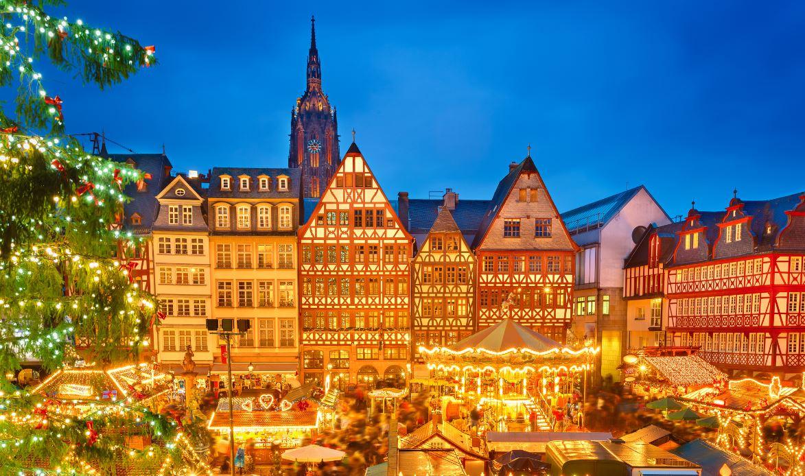 New Germany Lockdown Dampens Christmas Celebrations