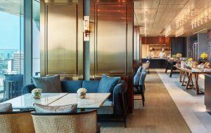 club lounge hyatt bangkok