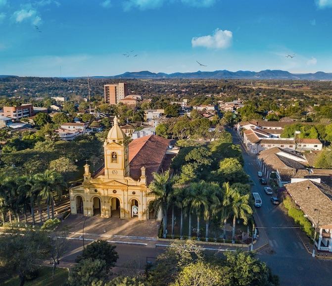 paraguay tourism