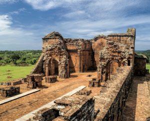 paraguay ruins