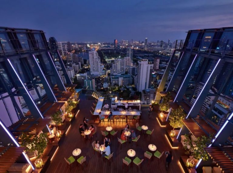 live in thailand bangkok for 1 year