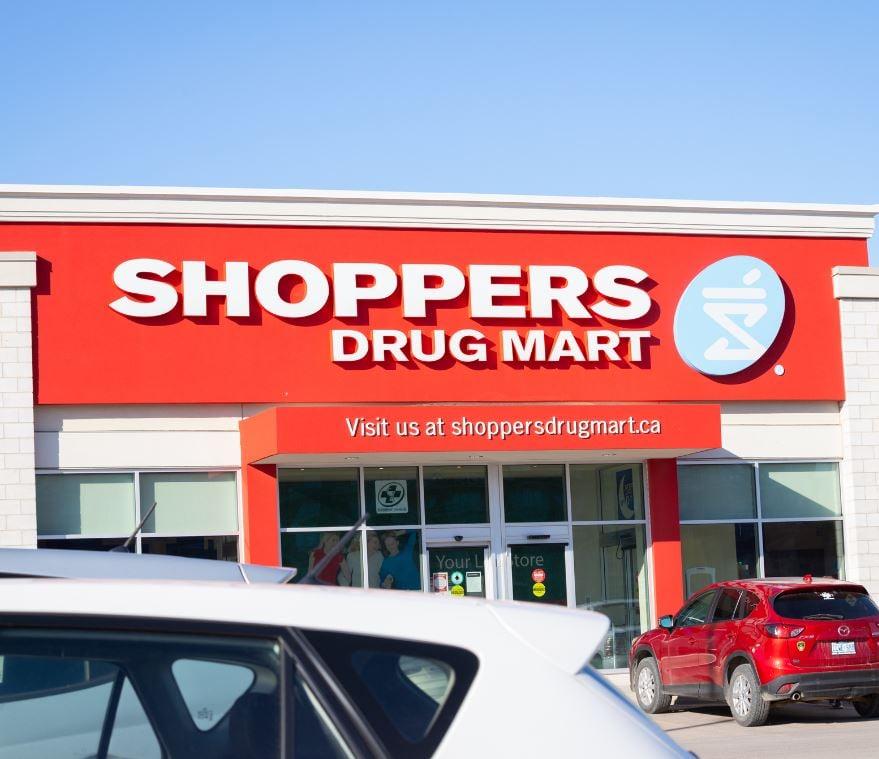 shoppers drug mart store