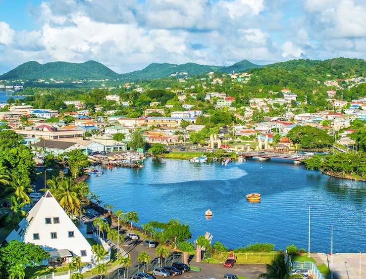st lucia testing