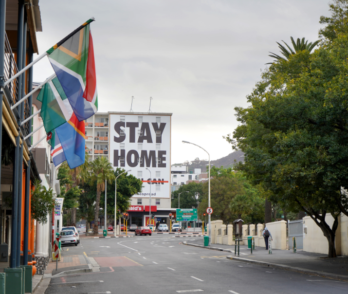 stay home cape town south africa