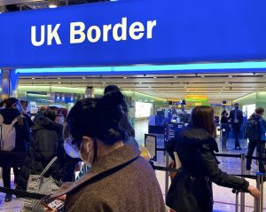 uk entry requirements border