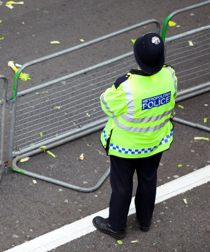 uk police checkpoint
