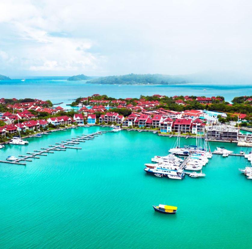 Luxury homes in Seychelles