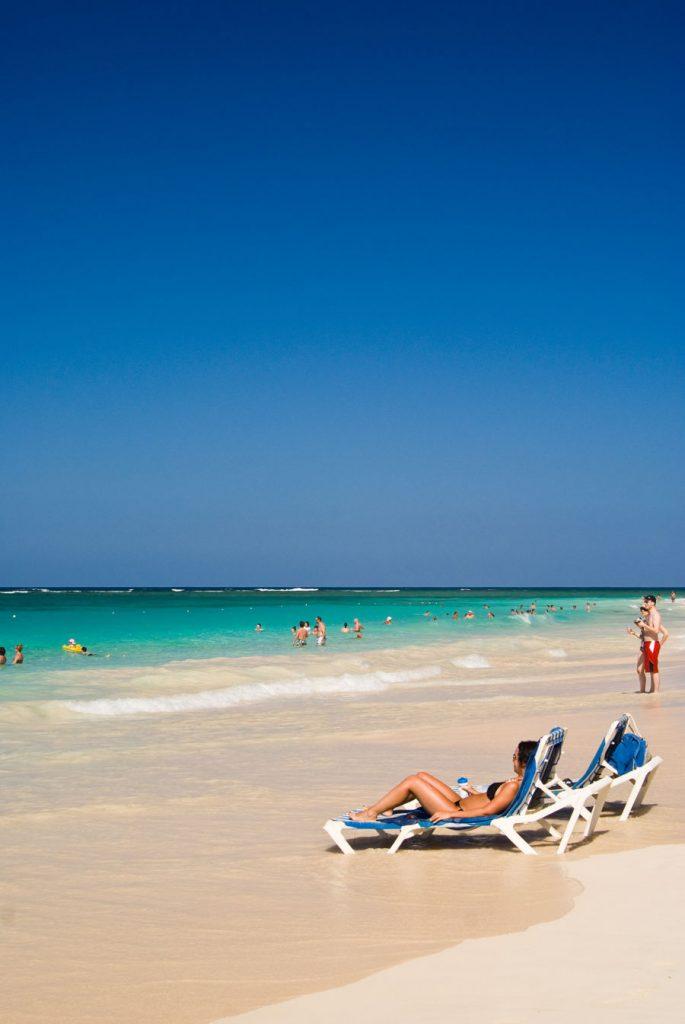 bavaro beach Dominican Republic