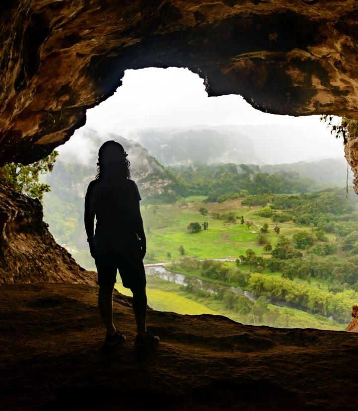 Puerto Rico Cave