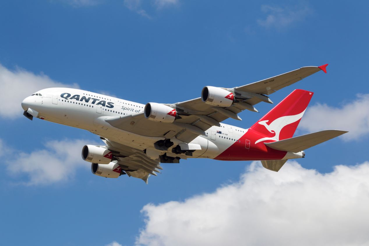 Qantas Airlines Opens Flight Bookings To The U.S. This Summer