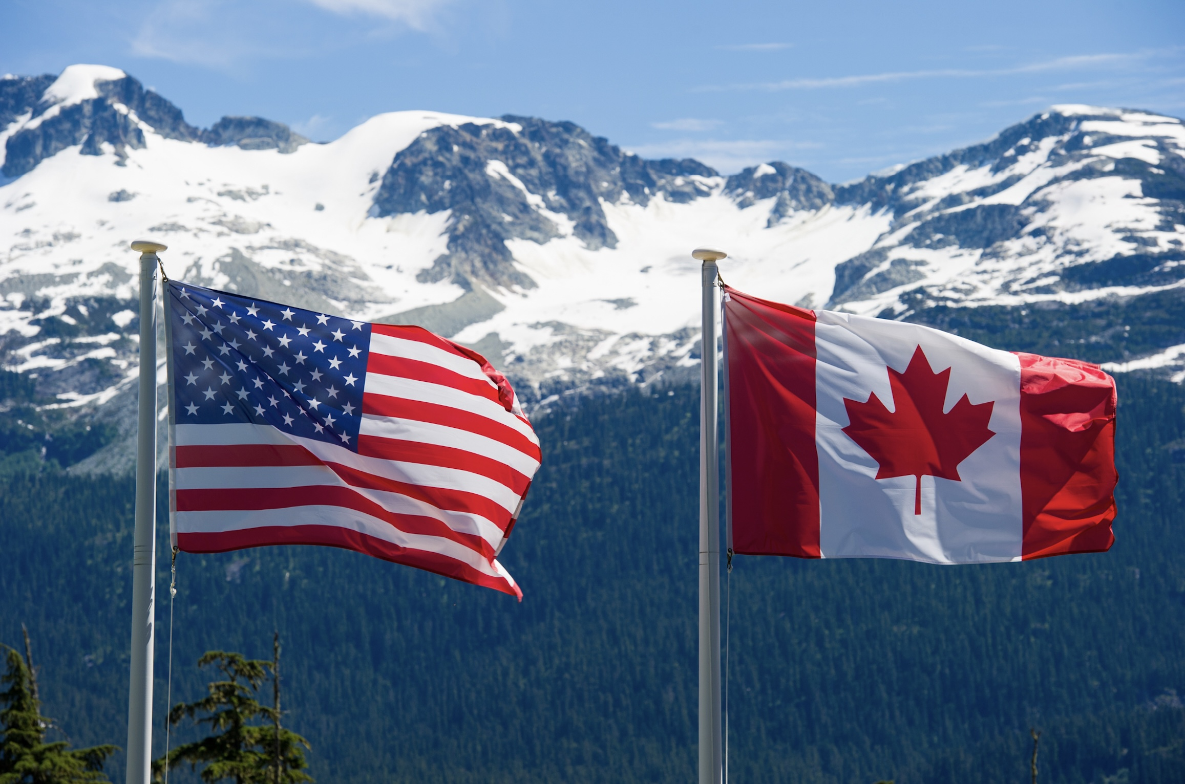US Extends Land Border Closure with Canada and Mexico for Another Month US Extends Land Border Closure with Canada and Mexico for Another Month