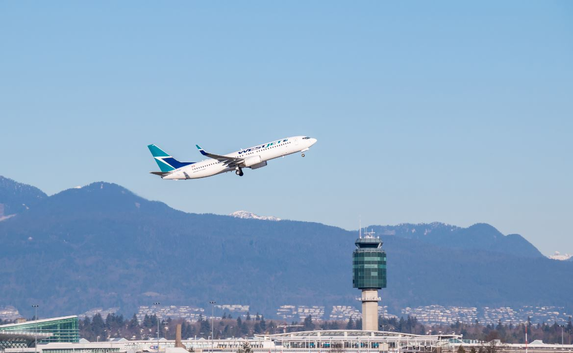 WestJet Slashes Flight Schedule As Canada's New Testing Requirement Begins