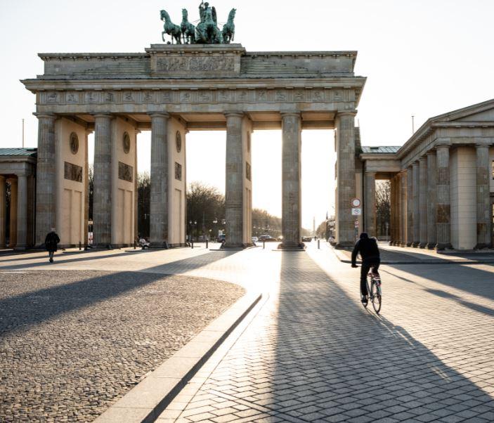 brandenburg gate munich germany