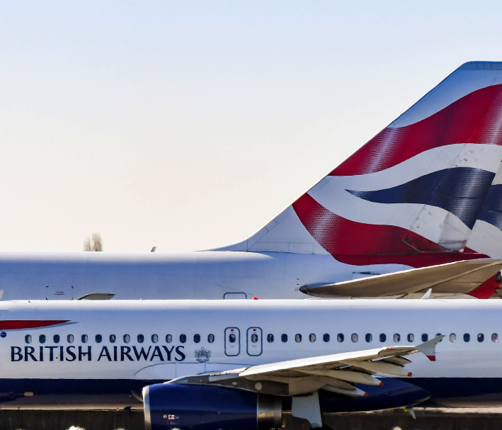 british airways fleet