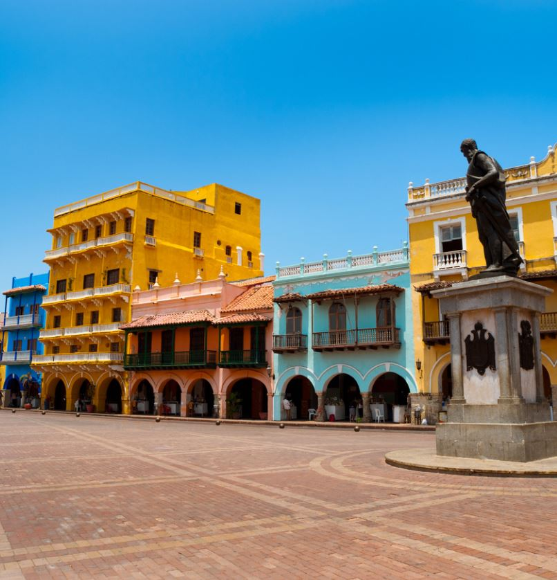 colombia historical district