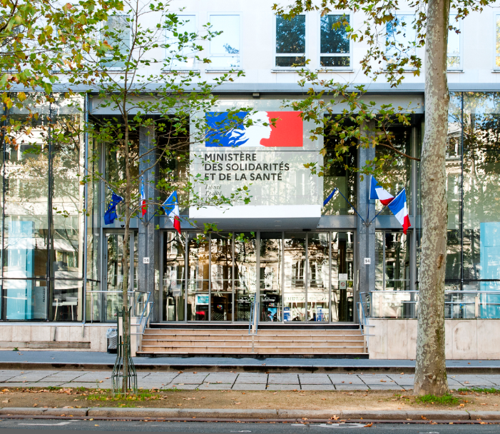 french ministry of health