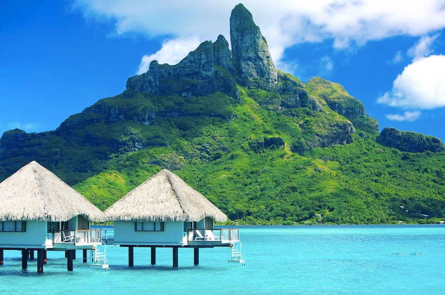 Tahiti and Bora Bora Close For All Tourism Until Further Notice
